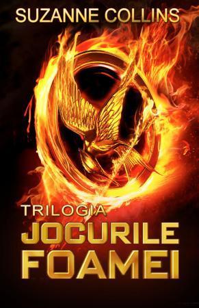 Editura Nemira Trilogia 'Jocurile Foamei'